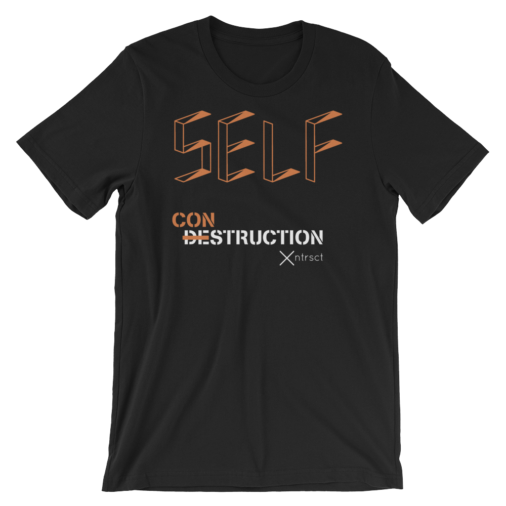 Image of Self Construction tee