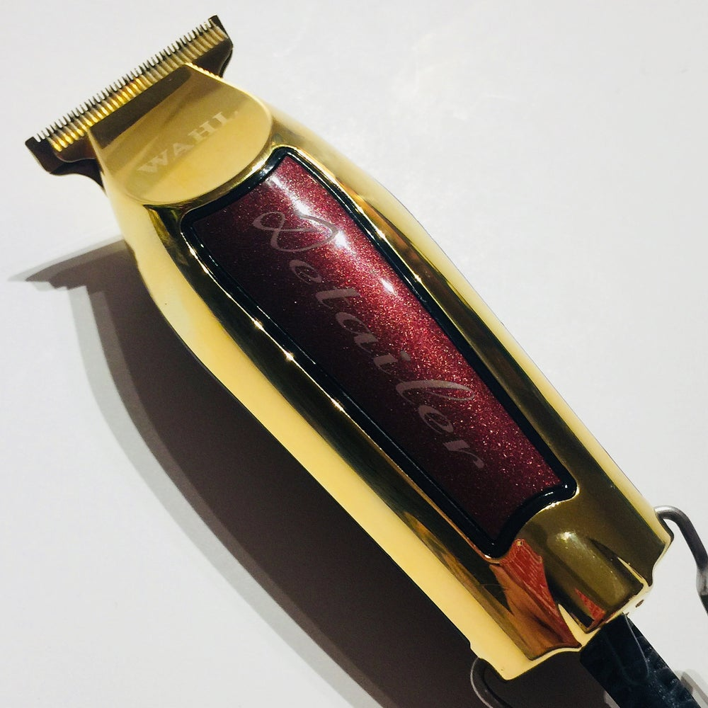 Image of Gold Wahl Detailer Trimmer (Shipping and Other Info Below)