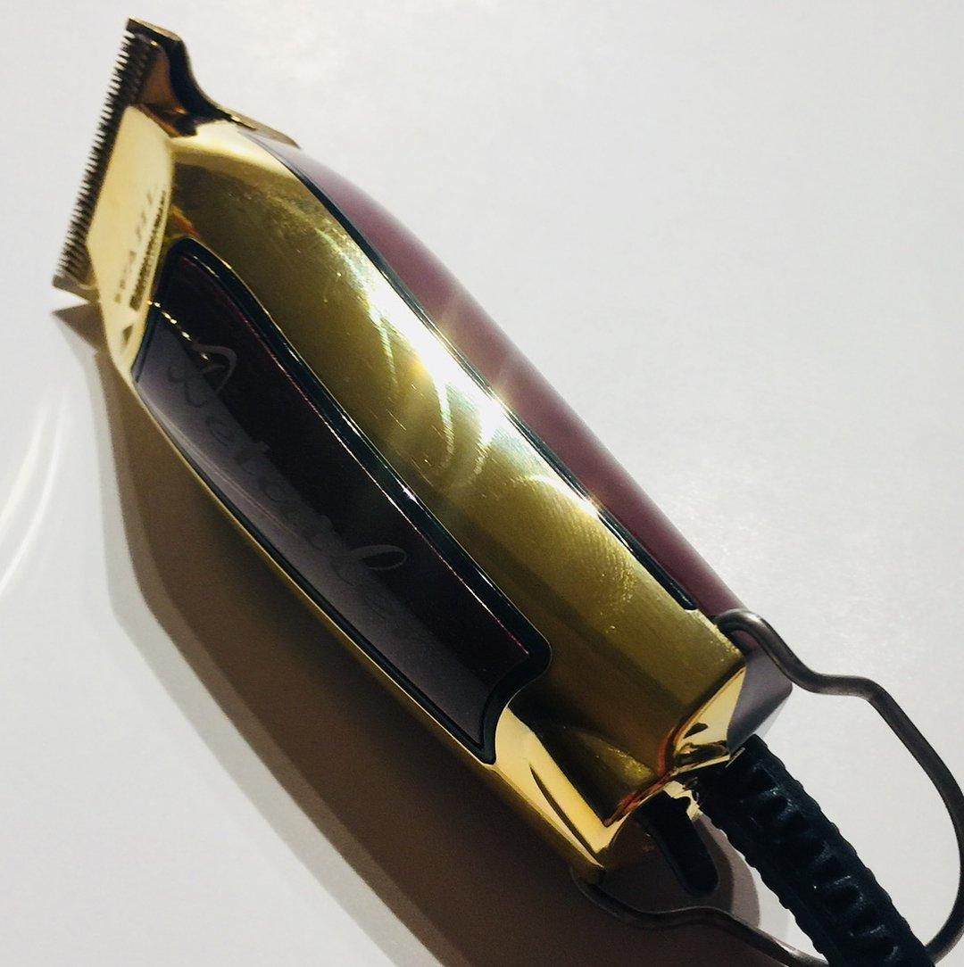 Image of Gold Wahl Detailer Trimmer (Delivery is 5-6 weeks)