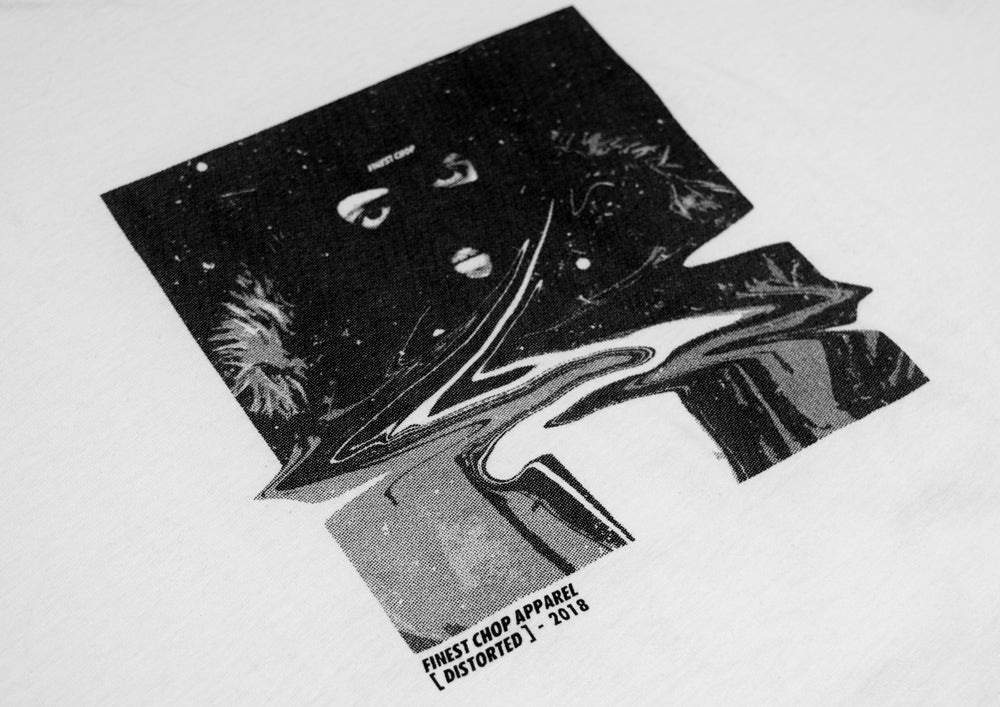Image of Distorted T-Shirt