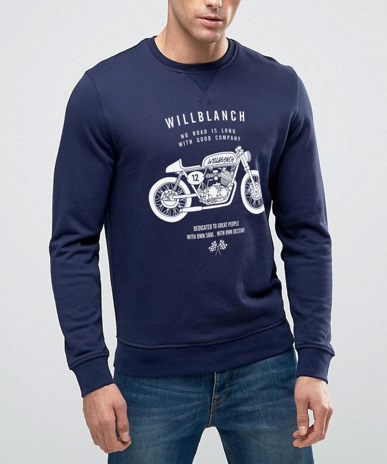 Image of BLUE NAVY RIDERS LIMITED EDITION