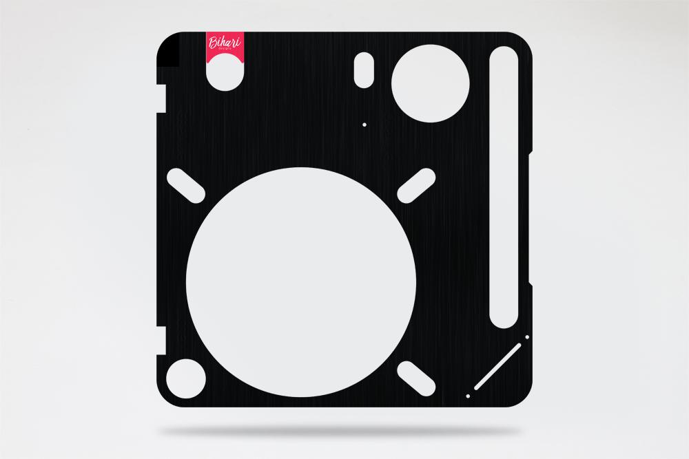 Image of Pt01 metal faceplate for innofader