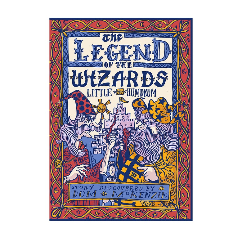 Image of The Legend of the Wizards