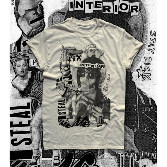 The Cramps T shirt Taille moyenne Poison Ivy