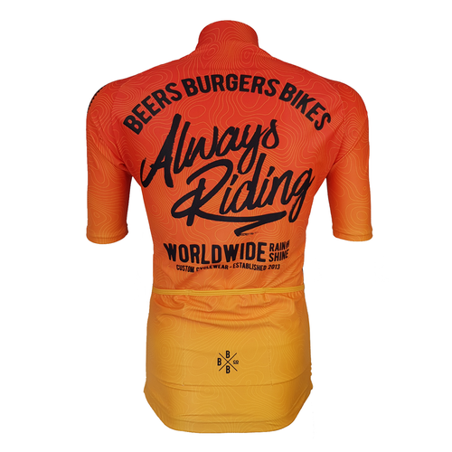 Image of Always Riding Hydro Jersey - PRE-ORDER
