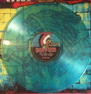 Image of Clear Turquoise Vinyl TLTTBN