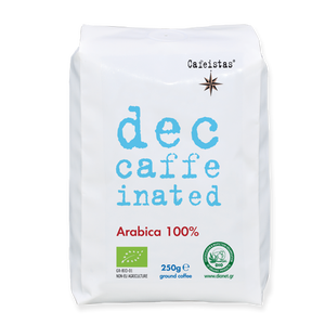 Image of decaffeinated - arabica - organic certified - 250g - coffee beans / ground