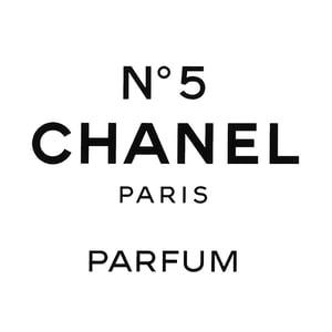 Image of Denim & Diamonds Menu & Chanel Stickers