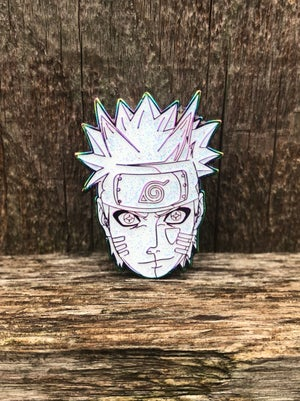 Image of Naruto Bijuu Sage Mode