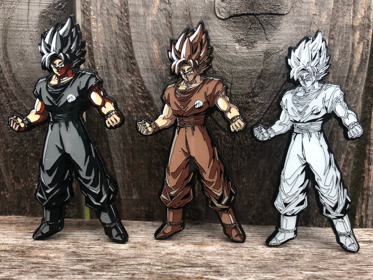 Image of Chocolate Goku Set