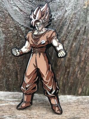 Image of Chocolate Goku Single