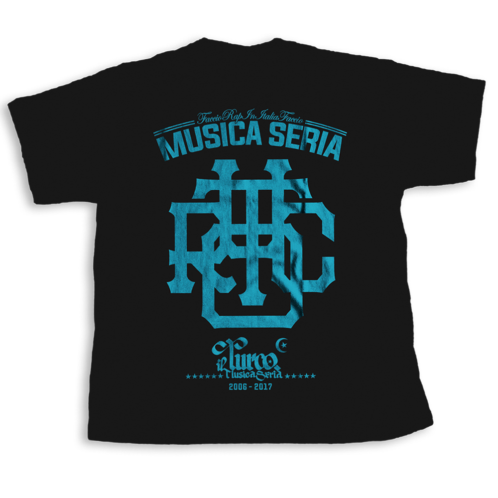 """Image of """"MUSICA SERIA"""" Special Edition Tee"""