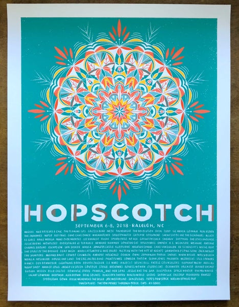 Image of Hopscotch Music Festival 2018
