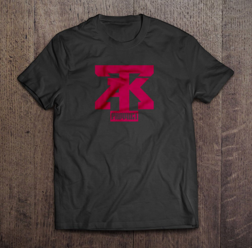 Image of TAK production Logo Tee's