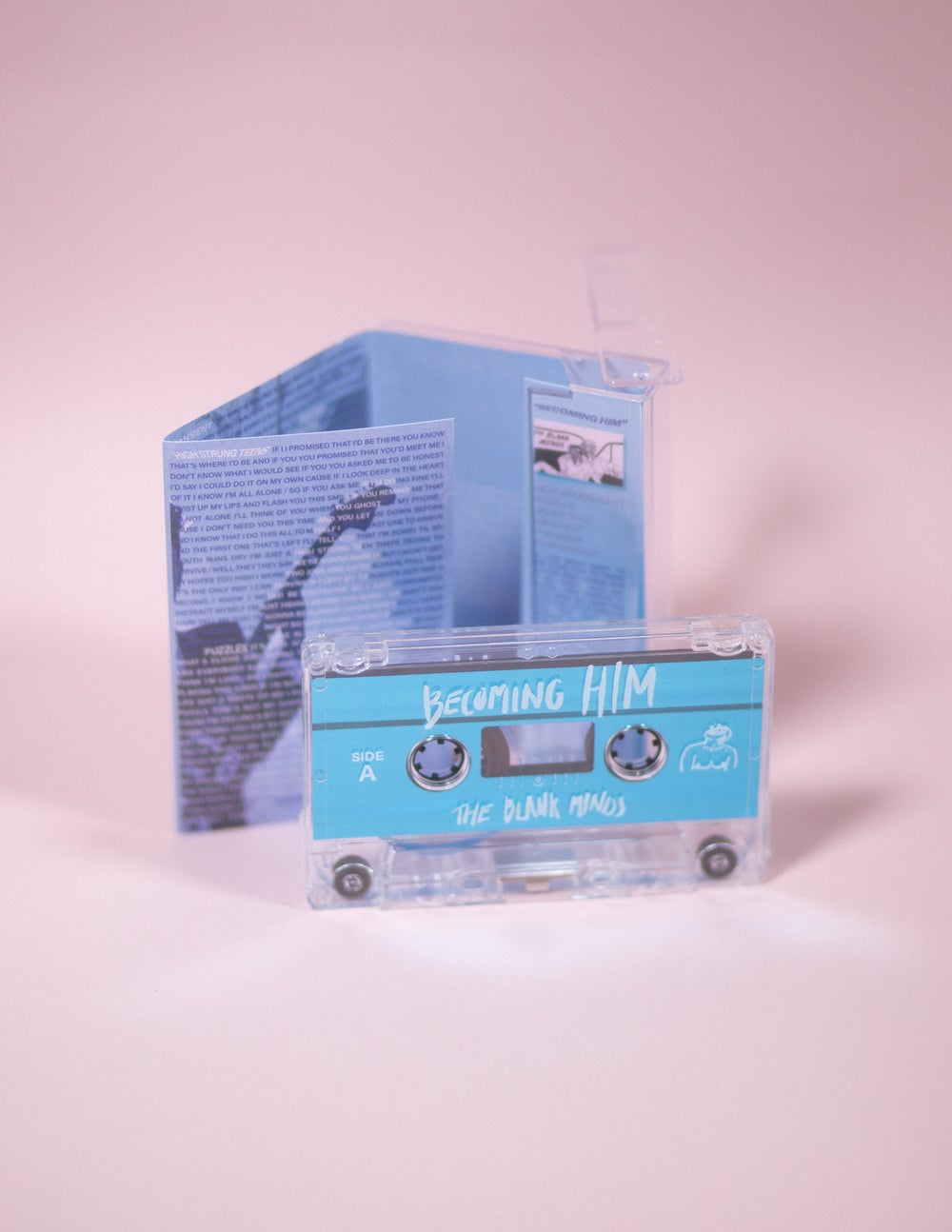 Image of Becoming Him Cassette Tape