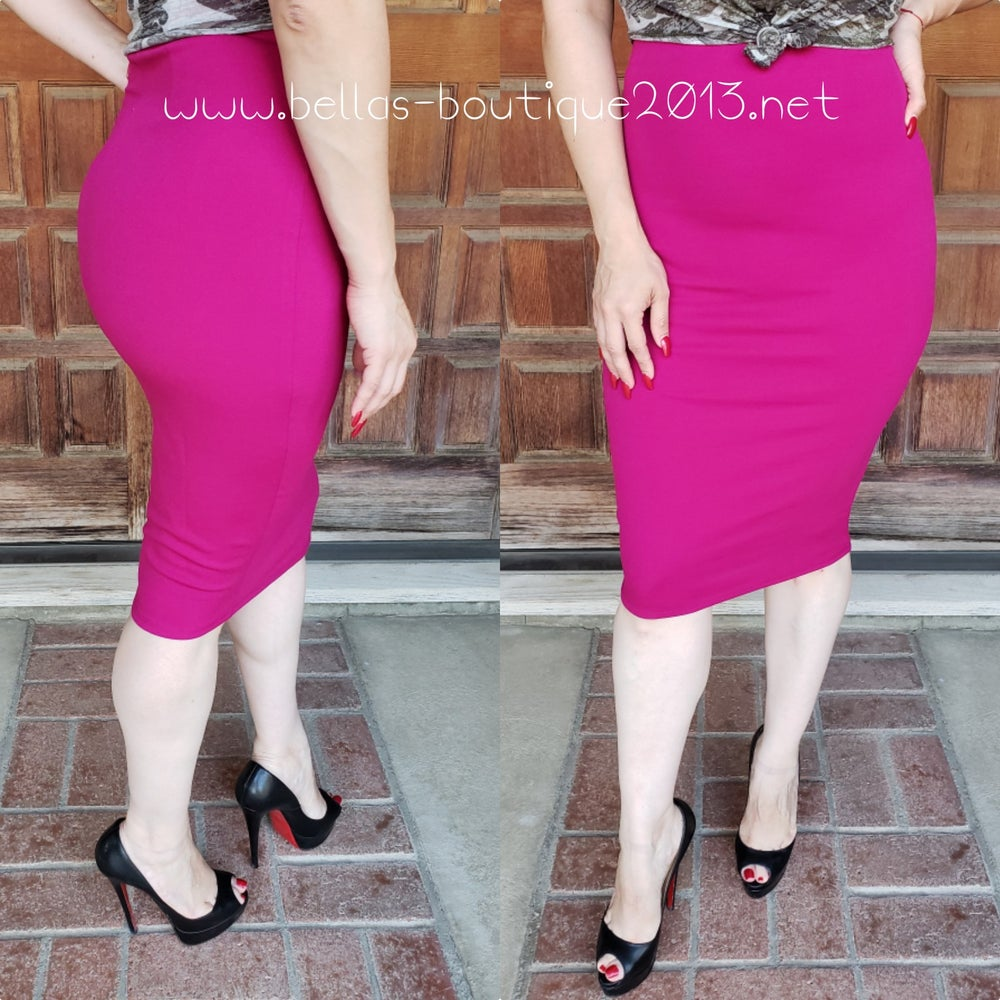 Image of Paloma Pencil Skirt