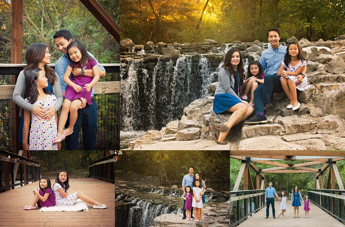 Image of Woods + Waterfalls Mini-Sessions