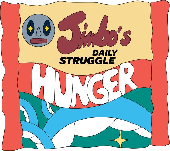 Image of Hunger (Print)