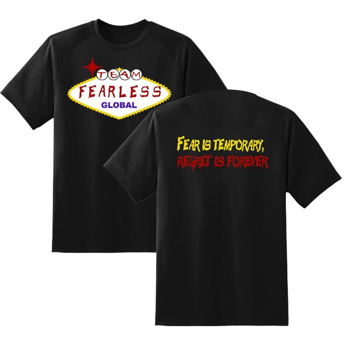 Image of FEARLESS IN VEGAS T