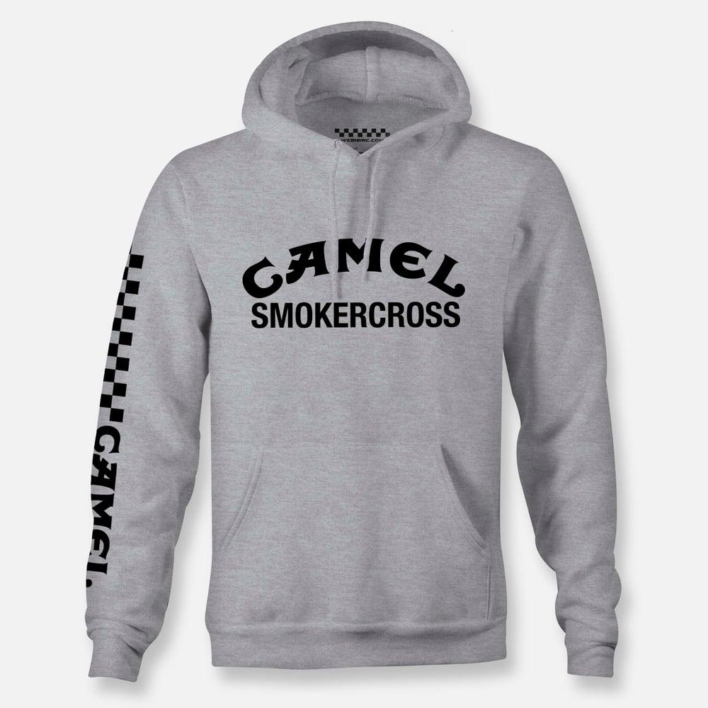Image of CAMEL SMOKERCROSS PULLOVER HOODIE