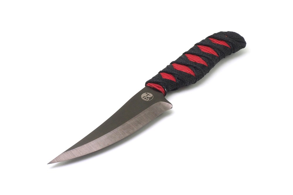 Image of SAF Straight Handle Variant 2 (DLC Red/Black Cord)