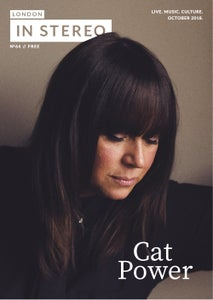 Image of London in Stereo // Cat Power