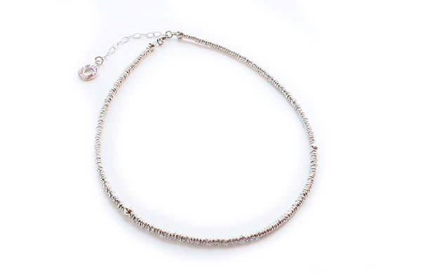 Image of Collier Verona Rhodium