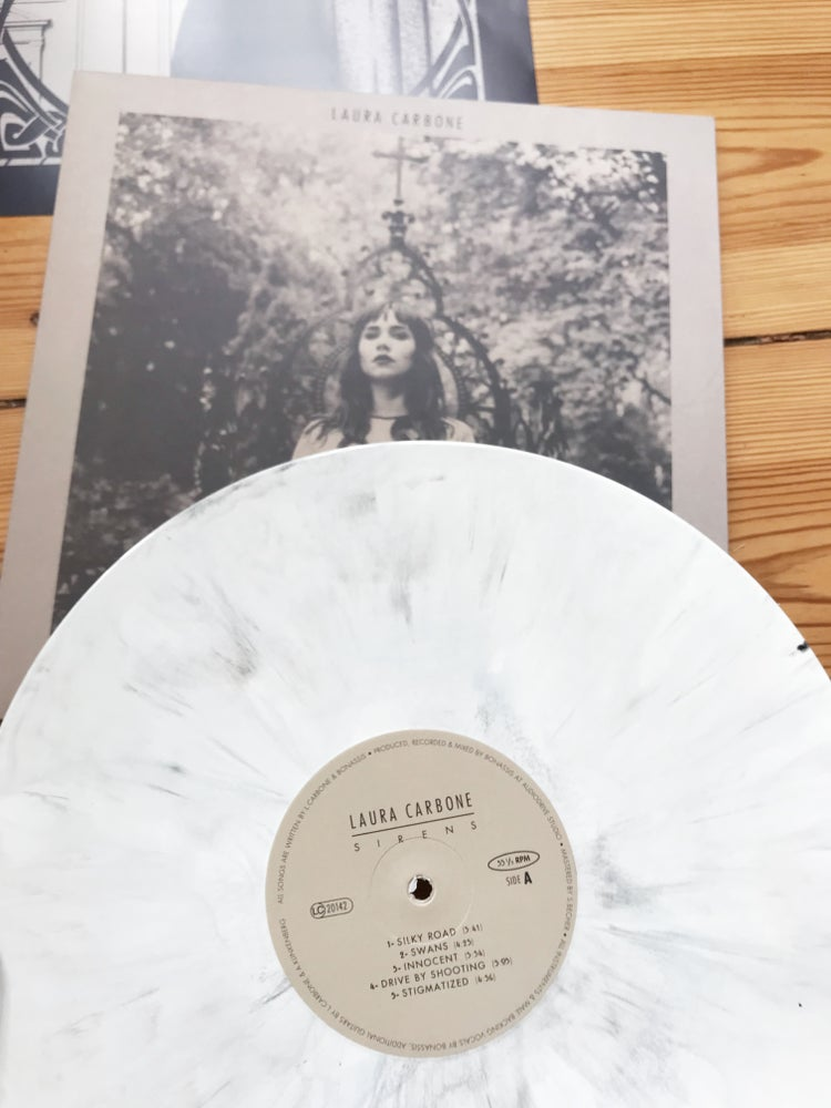 Image of SIRENS VINYL (180gr / marble / signed)