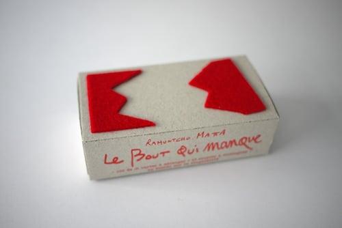 Image of Le bout qui manque