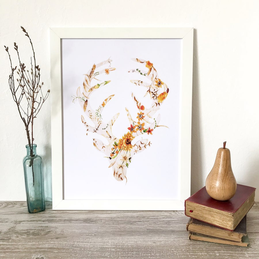 Image of MR STAG A3 PRINT