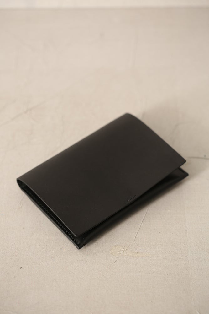 Image of BLACK WALLET by NEJICOMMU