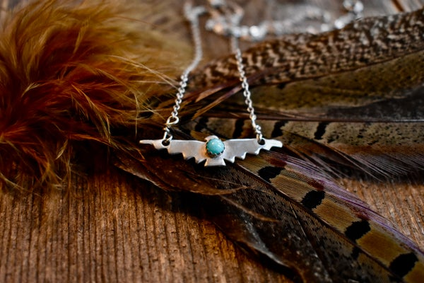 Image of Thunderbird necklace