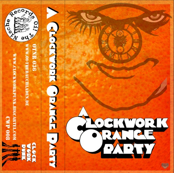 "Image of V/A ""A Clockwork Orange Party"""
