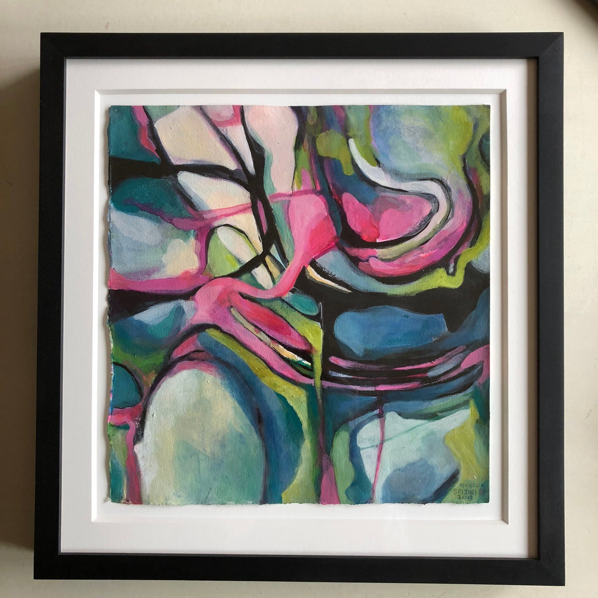 Image of Springtime Bloom-gicle prints available