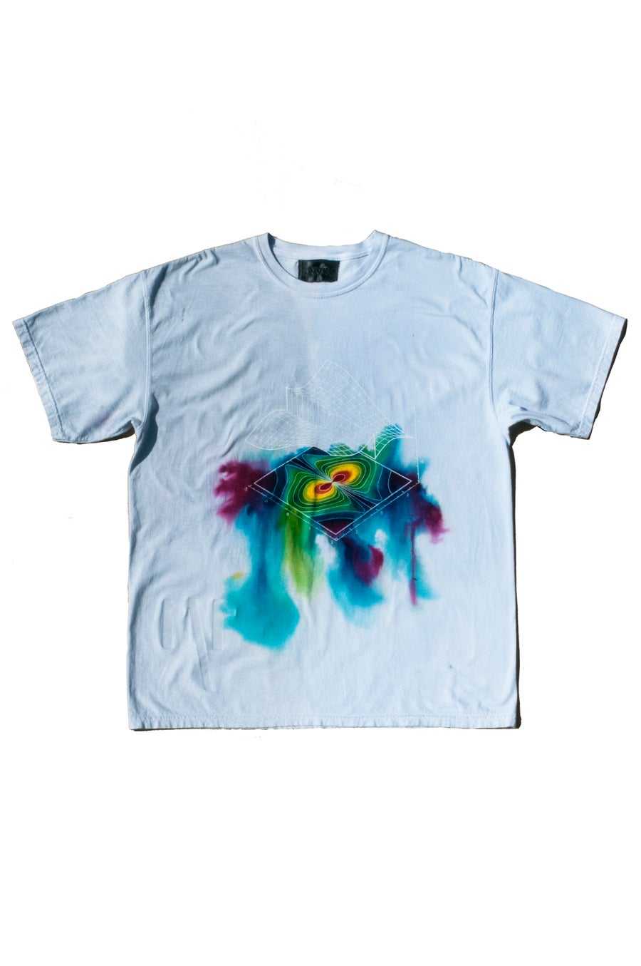 """Image of """"Pre-Frontal Anomaly"""" T-Shirt (1/1)"""