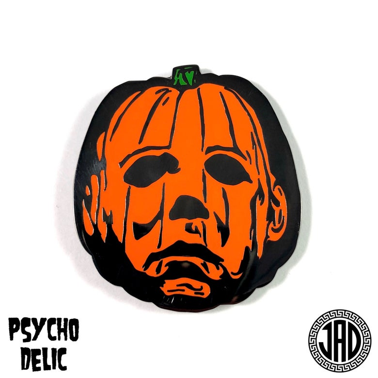 Image of Jack O' Myers (Enamel Pin)