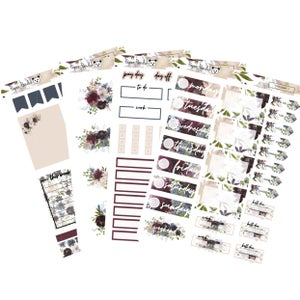 Image of Twilight Sticker Kit