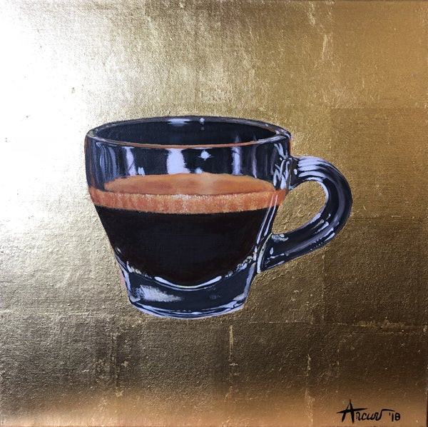 Image of Gold Espresso 22kt