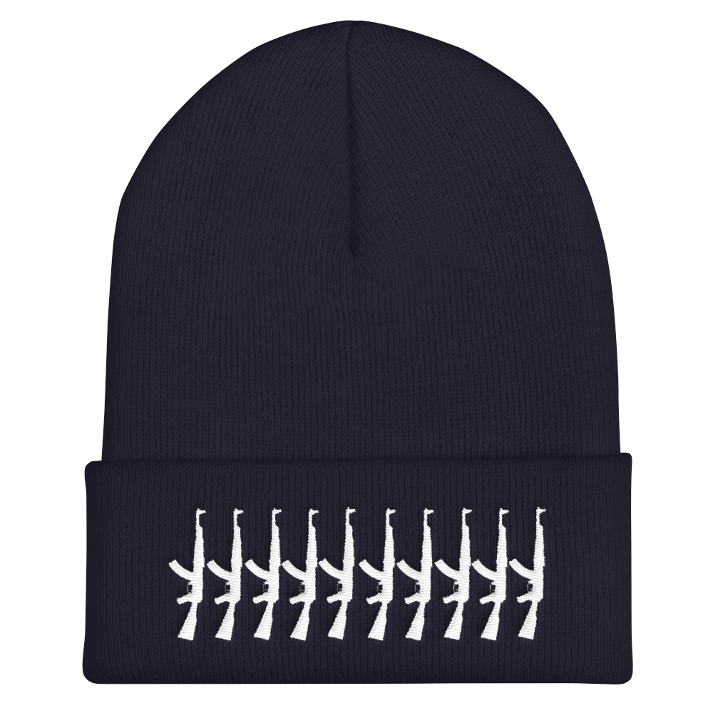 Image of Line UP Logo Beanie