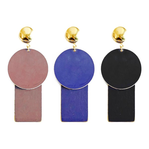 Image of PLANET Earrings (more colors)