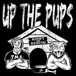 Image of Up The Pups Compilation CD