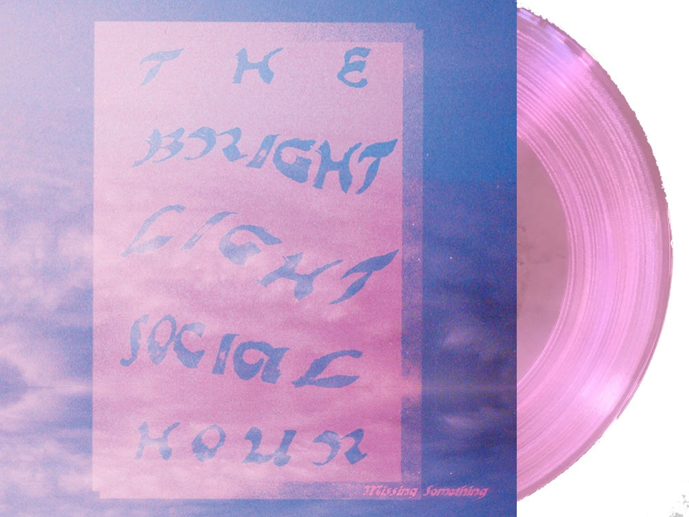 Image of The Bright Light Social Hour - Missing Something EP + Download Card