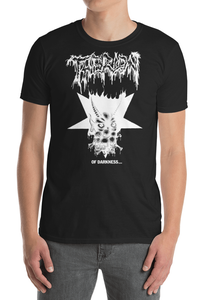 Image of THERION - OF DARKNESS T-SHIRT. LIMITED