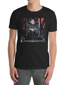 Image of FUNEBRARUM - BENEATH THE COLUMNS OF ABANDONED GODS T-SHIRT