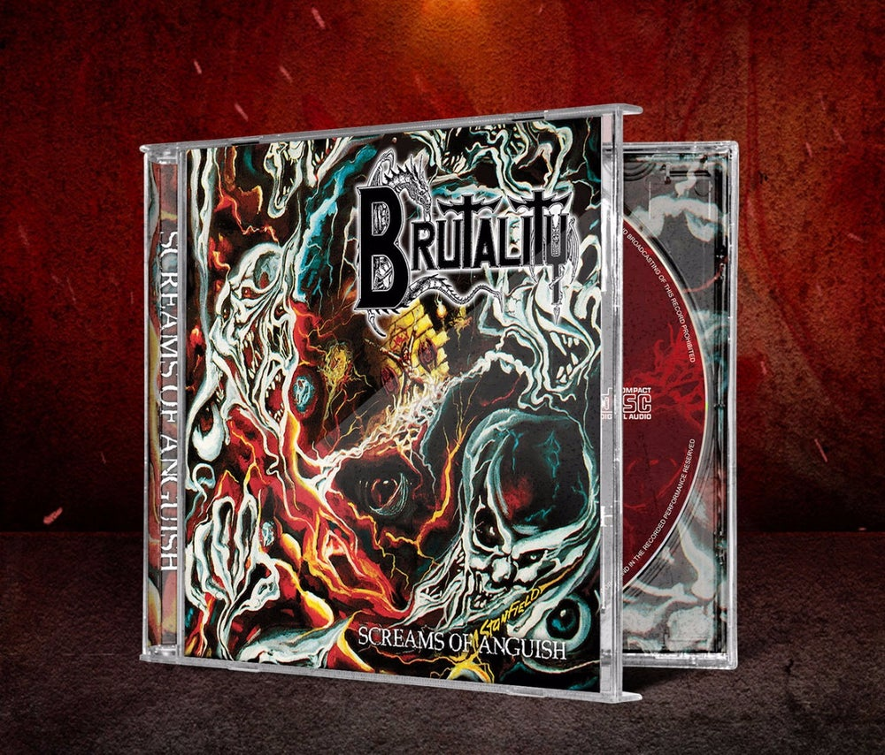 Image of BRUTALITY CDs & Tapes
