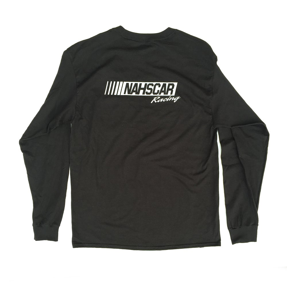 Image of NAHSCAR Long Sleeve Tee