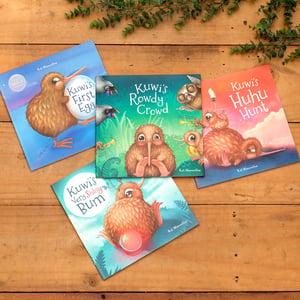 KUWI 4 BOOK COMBO