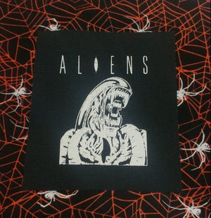 Image of Pick 1 patch - Aliens, Hellraiser, Predator, Necronomicon