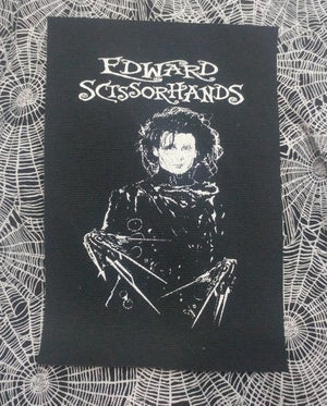Image of Pick 1 patch - Beetlejuice, Scream, Edward Scissorhands, Leprechaun