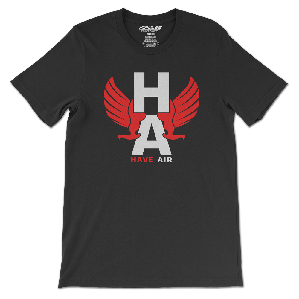 Image of OG HaveAir Logo Tee